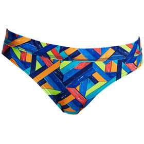 Funkita Sports Bikini Slip Damen boarded up
